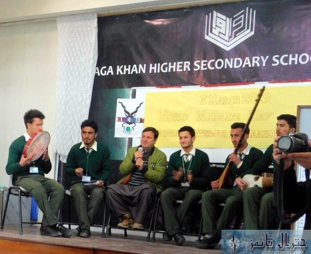 akhss chitral wildlife day celebrated 1