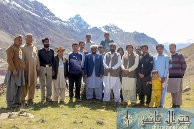 Qaqlasht old citizen program 4