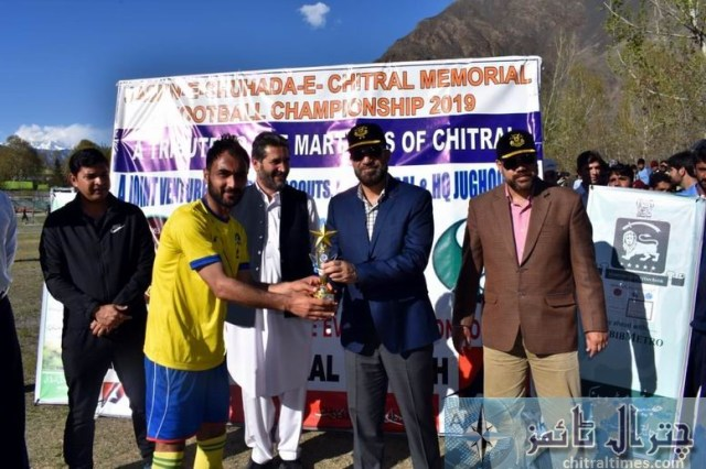 shohadaye chitral memoral tournamnet chitral 7
