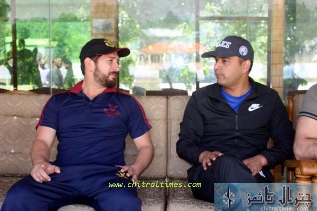 cricketer yasir shah visit chitral 1