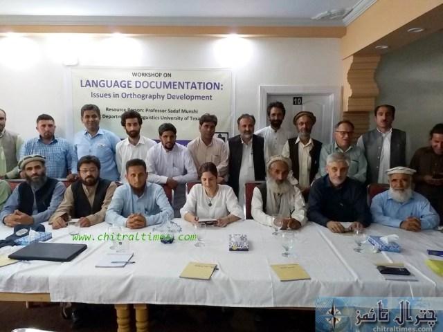 FLI Workshop chitral 1