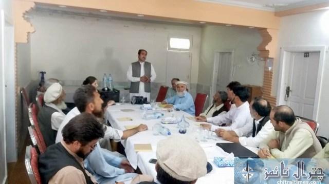 FLI Workshop chitral 2