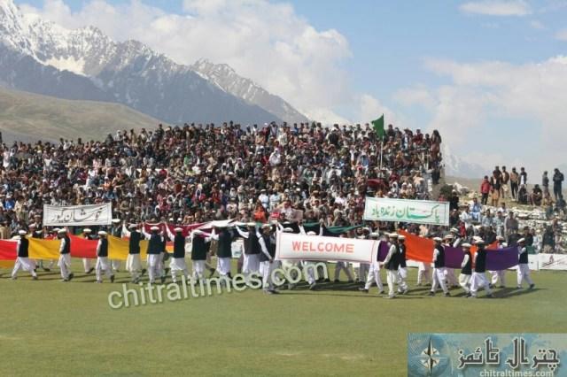 shandur festival first day Laspur vs Ghzr pics 1