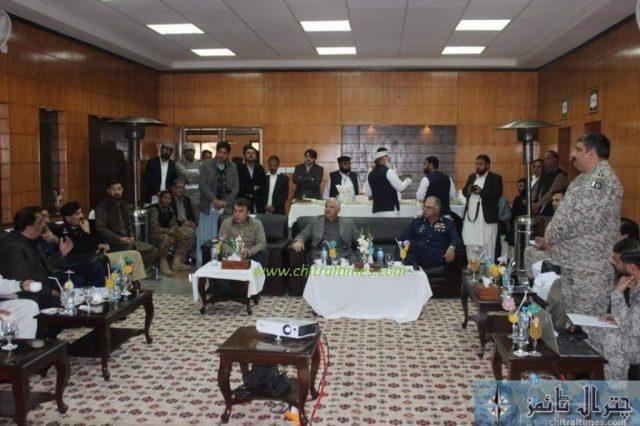 cm mehmood khan visit swat and chitral aerial2