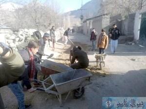 ismaili volunteers upper chitralt