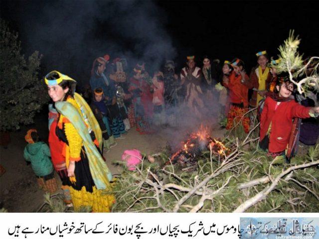 kalash festival chitral 2