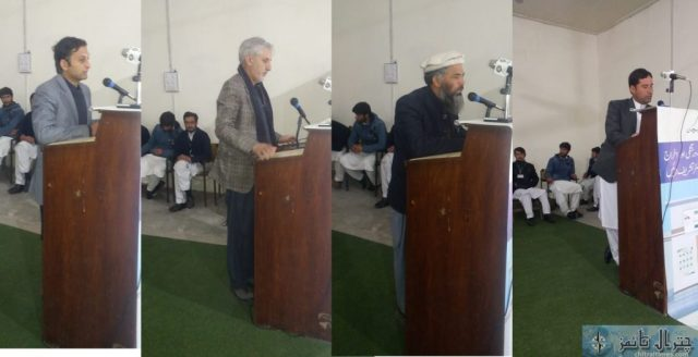 national voters day held chitral