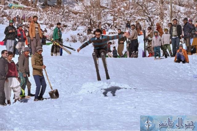 madaklasht chitral snow festival 2020 7