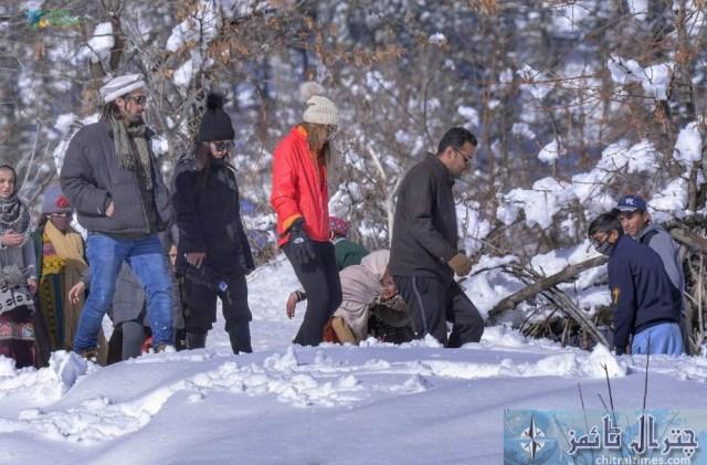 madaklasht chitral snow festival 2020 9
