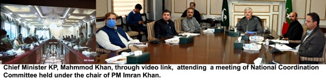 cm kp chaired high level meeting
