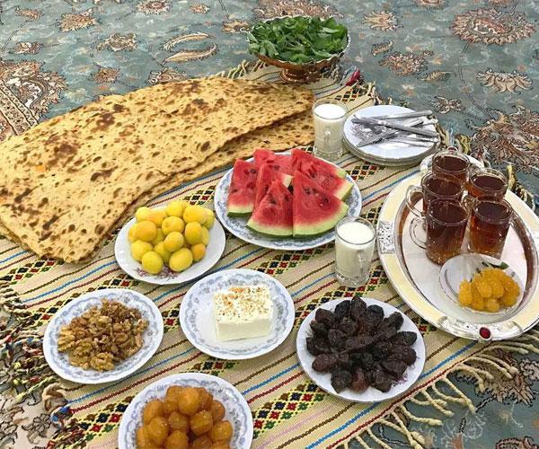 aftari and sehri foods 1