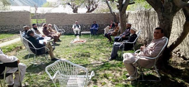 upper chitral loadsheeding meeting 3