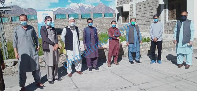 upper chitral corona patient discharged booni 4