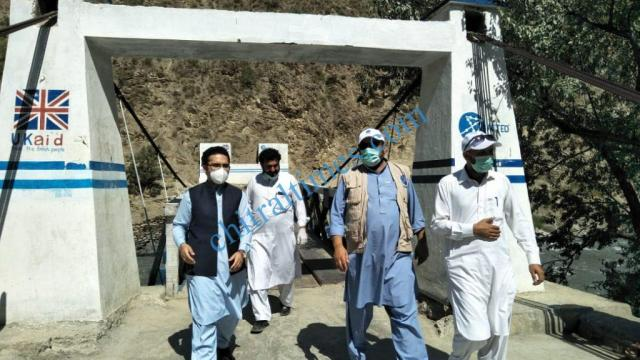 acted chitral HRF handed over to district administration chitral lower6