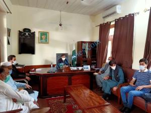 adc upper chitral meeting on telenor 1 1 scaled