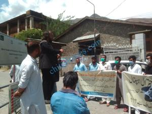 chitral prostest against dialosis machine scaled