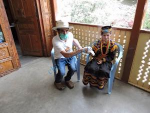 kalash valley corona kits distributes 4 1