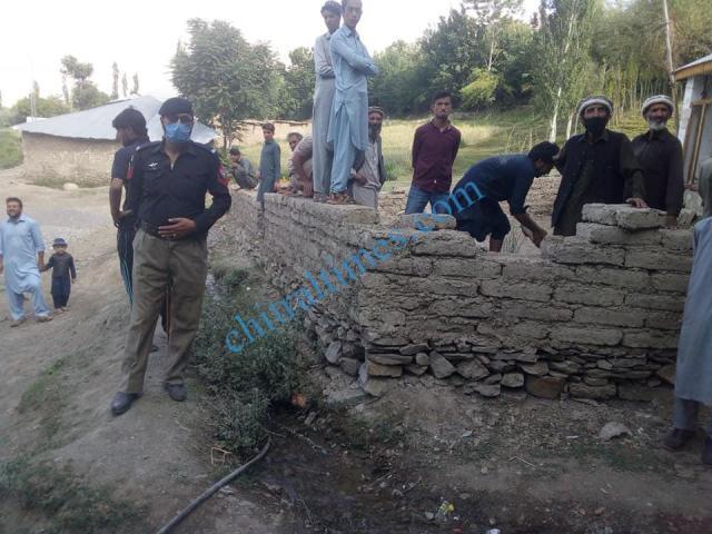 pologround kosht rehabilitation works started upper chitral9