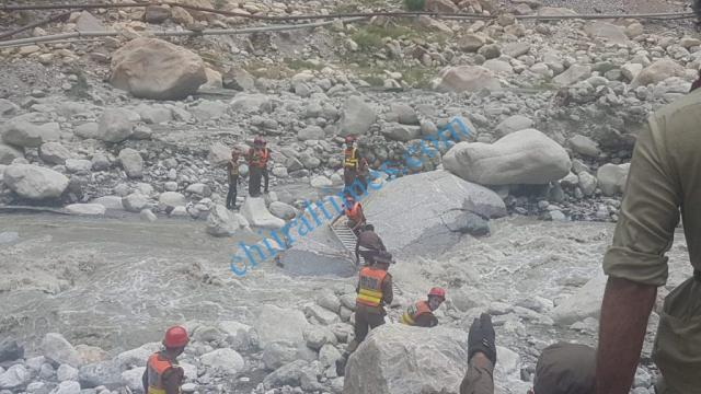 rescue 1122 operation in golain valley after flood2 1