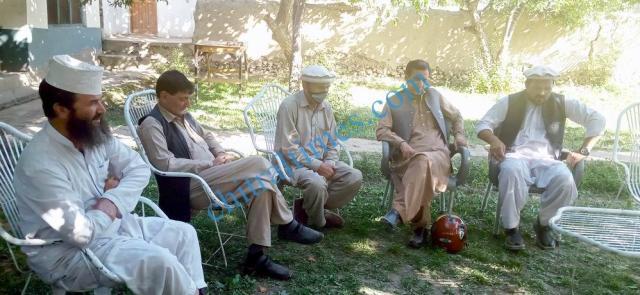 tahreek huquq upper protest gainst shandur handarap national park 1