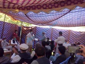 upper chitral taqreeb