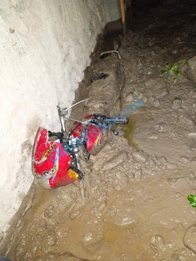 Reshun flood damages 2020 6