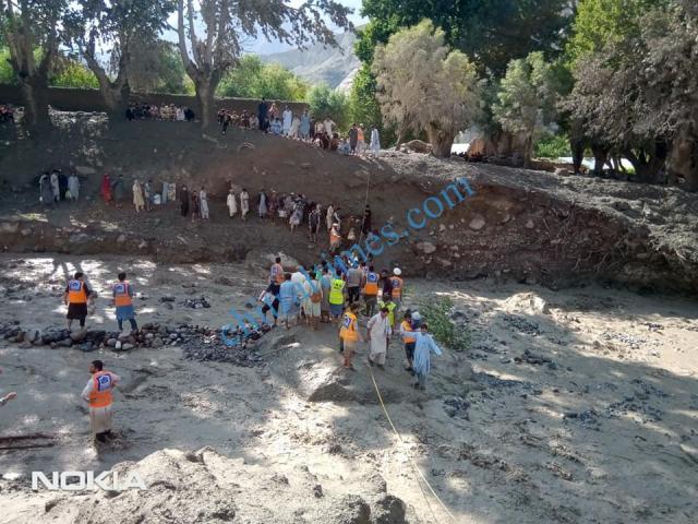 Reshun upper chitral flood pics 1