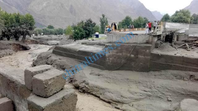 Reshun upper chitral flood pics 8