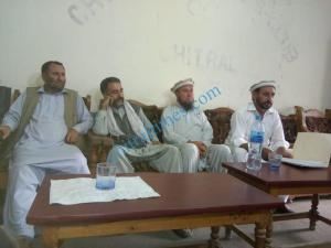 driver union chitral press confrence scaled