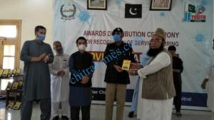 mna chitrali distributes awards among covid19 front line persons1 scaled