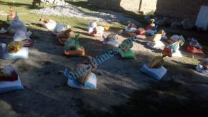 qari faizullah relief packages for flood hit yarkhunlasht1 scaled