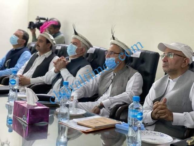CM Chitral visit Reshun Golain 15