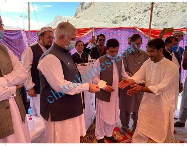 CM Chitral visit Reshun Golain 5