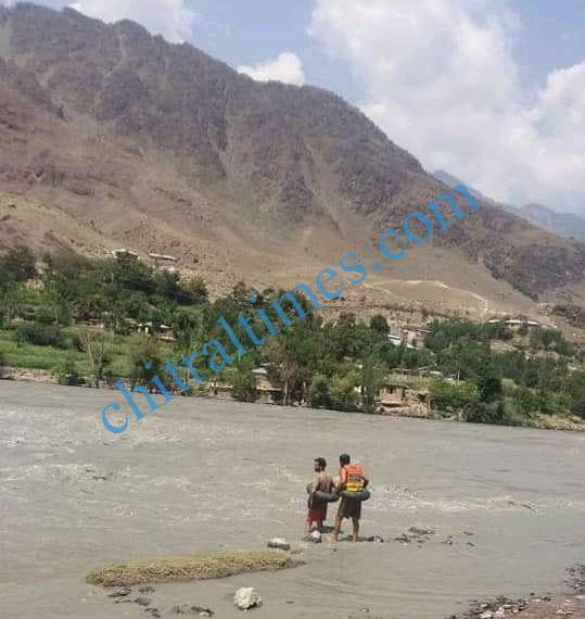 Chitral khudkushi and rescue 1122 orghuch