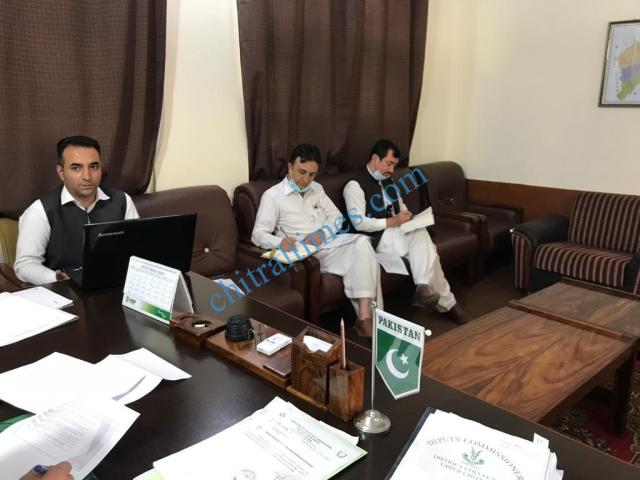 upper chitral meeting on health1