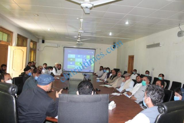 chamber of commerce chitral confrence