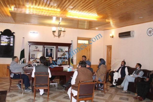 chamber of commerce chitral confrence5