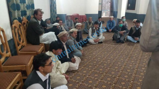 ppp upper chitral meeting1
