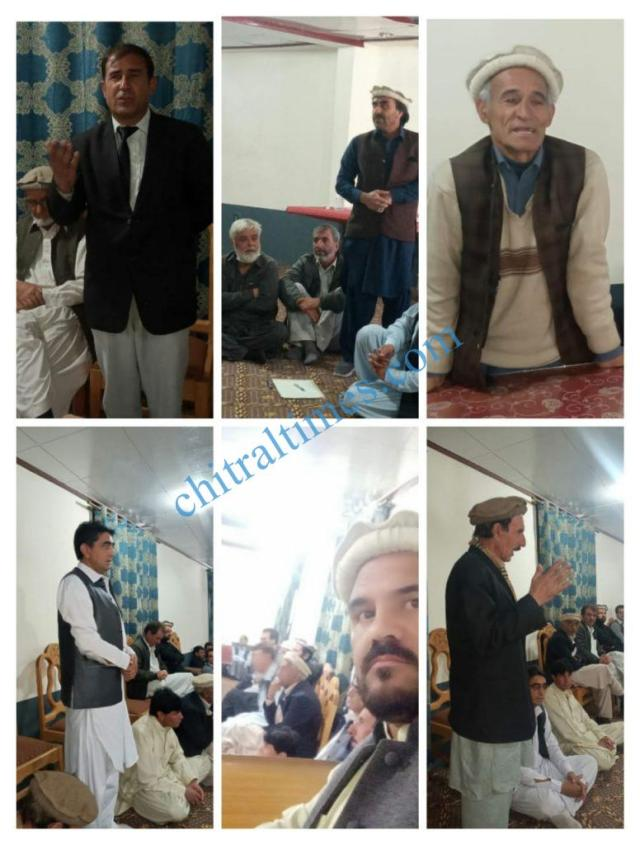 ppp upper chitral meeting22