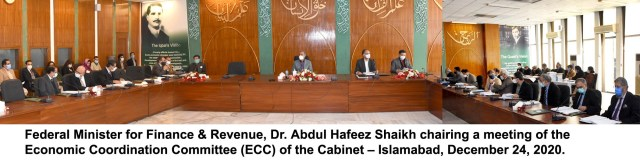 ECC meeting on 24DEC 20