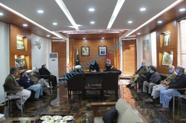 DPO dawat e azeemat chitral meeting1