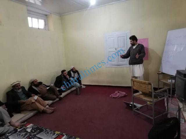 govarbati zuban chitral workshop3