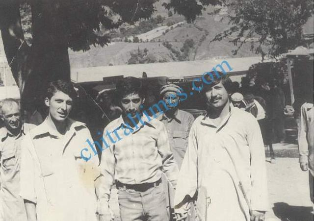 wali ur rehman advocate late sikandar chitral