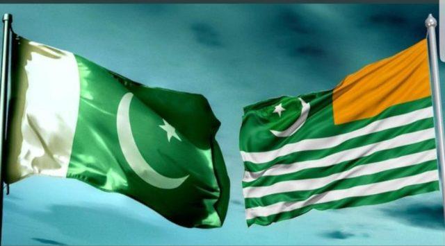 flag kashmir Pakistan