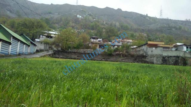 chitral town weather rain