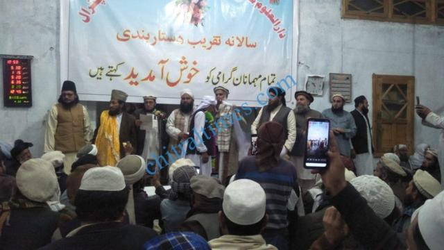 madrasa muhammadia danin chitral dastar bandi program8