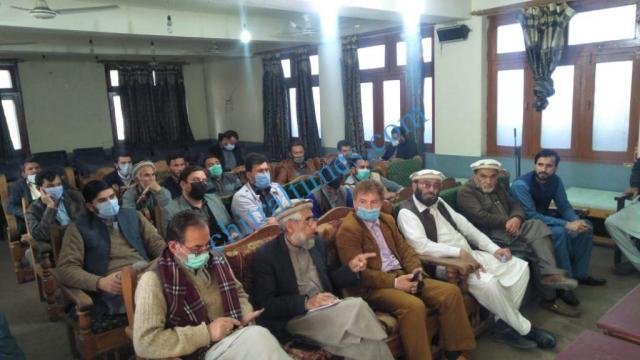ppp chitral saleem khan press confrence1