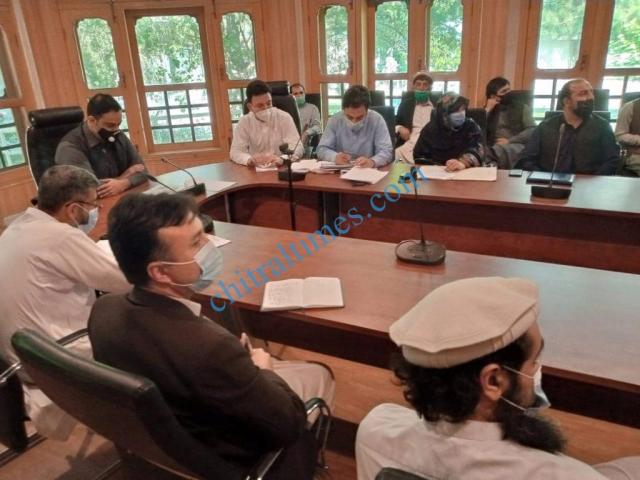 DEPC Chitral lower meeting polio3