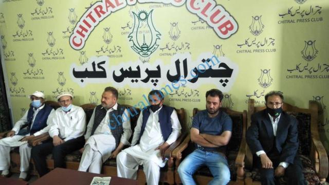 چترال ہوٹل ایسوسی ایشن نے ڈپٹی کمشنر کی یقین دہانی پر اپنا احتجاج موخر کردیا