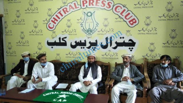 CAP party Chitral mubashir1